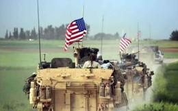 """Xe quân sự Mỹ rầm rập kéo về Syria trước trận """"tử chiến"""" Idlib"""