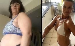 Không cần tập thể dục, người phụ nữ trung niên chia sẻ bí quyết giảm cân hơn 31kg trong 3 tháng