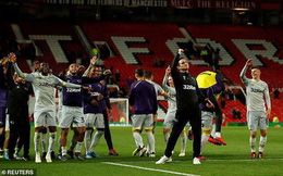 Sau khi loại thầy cũ Mourinho, Lampard nhận lá thăm định mệnh mang tên... Chelsea