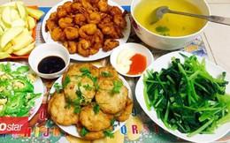 Người vợ trẻ tiết lộ bí quyết sống tiết kiệm ở Hà Nội với mâm cơm đầy đủ dinh dưỡng chưa tới 20k