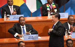 """Ông Tập trấn an châu Phi về """"món quà khó cưỡng"""" của Trung Quốc"""