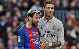"""Messi: """"Tôi ngạc nhiên, không hiểu nổi khi Ronaldo rời Real"""""""