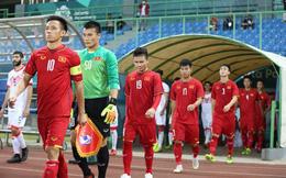 HLV Park Hang-seo tiết lộ lí do chọn Văn Quyết làm đội trưởng tại ASIAD 18