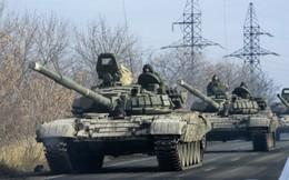 """""""Chảo lửa"""" miền Đông Ukraine bùng nổ: Ly khai nã tên lửa chống tăng vào quân chính phủ"""