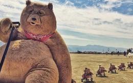 """Chùm ảnh: """"Lễ hội hoang dại"""" Burning Man 2018 sẽ khiến bạn ngỡ như đang lạc vào một bộ phim khoa học viễn tưởng"""