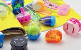 Những dụng cụ và đồ chơi chứa nhiều độc tố, cha mẹ tuyệt đối nên tránh mua cho trẻ sử dụng