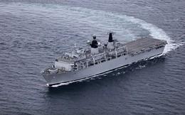 Tàu chiến Anh vừa đến thăm TP Hồ Chí Minh tuần tra Biển Đông, đối đầu với tàu khu trục TQ
