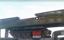 Video: Thiết bị đặc biệt hỗ trợ dàn vũ khí quân đội Syria đã có mặt ở Idlib