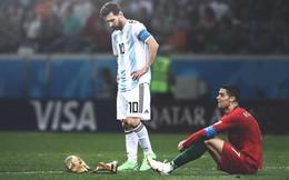 Khi Messi nói về… Ronaldo, có nghĩa là kỷ nguyên Ronaldo - Messi đã cáo chung?