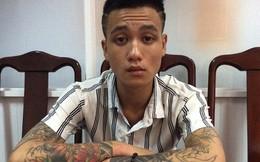 Thanh niên xăm trổ 17 tuổi mang súng giả đi đòi nợ 300.000 đồng
