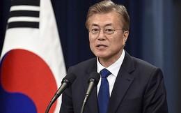 """Tổng thống Hàn Quốc muốn hòa bình """"không thể đảo ngược"""" với Triều Tiên"""