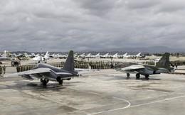 """Tạp chí Mỹ: Người Nga sợ các tiêm kích của Mỹ và sẽ """"bỏ chạy"""" khỏi Syria?"""