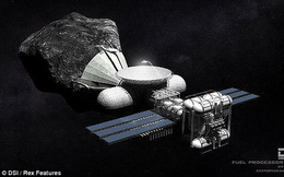 Tham vọng khai thác tài nguyên trên các tiểu hành tinh, thu về nguồn lợi khổng lồ