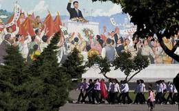 Ảnh: Triều Tiên chuẩn bị cho lễ kỷ niệm 70 năm Quốc khánh