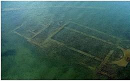Phát hiện nhà thờ khổng lồ cổ chứa nhiều mộ 1.600 tuổi dưới đáy hồ