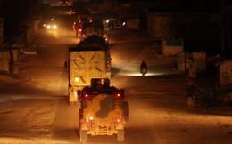"""Thổ Nhĩ Kỳ cấp tốc điều 300 xe quân sự sang """"tử địa"""" Idlib: Sẵn sàng bắn hạ máy bay Syria?"""