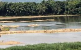 Hai học sinh tắm sông chết đuối thương tâm