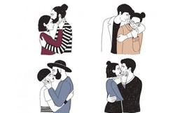 Chọn một cặp đôi bạn yêu thích nhất để giải mã cách yêu của bản thân