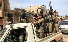 """""""Phản bội"""" Mỹ, phiến quân bất ngờ theo chân Syria diệt khủng bố Idlib"""