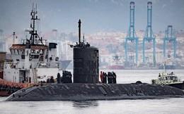 Tàu ngầm Anh chở tên lửa Tomahawk tiến về Địa Trung Hải: Liên minh tấn công Syria hội tụ?