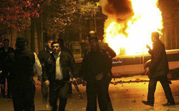 Biểu tình lớn ở Iran