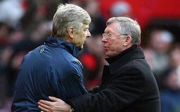 Sir Alex Ferguson nói gì khi Arsene Wenger phá kỉ lục của chính mình tại Premier League?