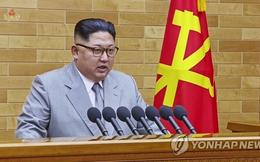 Ông Kim Jong Un: Mục tiêu hạt nhân 2017 hoàn thành, đã tới lúc sản xuất đầu đạn hàng loạt