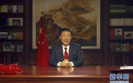 """Thông điệp năm mới """"bóng bẩy"""" của ông Tập: Trung Quốc sẽ là nước bảo vệ trật tự quốc tế"""