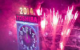 [Ảnh] Những khoảnh khắc ấn tượng trong gần 100 năm đón năm mới trên Quảng trường Thời đại