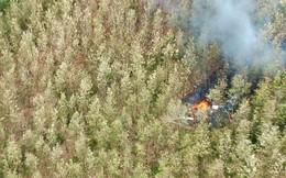 Máy bay chở 12 người rơi ngày cuối năm, không ai sống sót