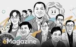ĐỘI BÓNG KỲ LẠ NHẤT VN NĂM 2017: Ông Vượng, bà Thảo đá tiền đạo, GS Trí trấn giữ khung thành