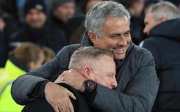 Thắng trận, Mourinho buông lời thậm tệ chỉ trích huyền thoại Man United.