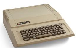 Có một thông số mà ngay cả laptop cao cấp hiện nay cũng thấp hơn máy tính Apple IIe ra mắt 30 năm trước