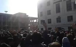 Iran tiếp tục xảy ra biểu tình rầm rộ, 14 người thiệt mạng
