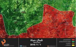 """""""Hổ Syria"""" băm nát phiến quân, chiếm thêm địa bàn ở Idlib mừng năm mới"""
