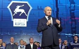 Kinh tế Nga tiếp tục khả quan, 87% người dân đặt niềm tin vào tổng thống Putin