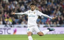 Không còn được Zidane trọng dụng ở Real, Asensio tính đường chạy đến M.U