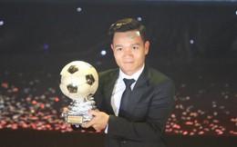 Đinh Thanh Trung nói gì sau khi đi vào bảng vàng lịch sử bóng đá Việt Nam?