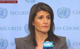 Đại sứ Nikki Haley: Đàm phán là bất khả thi nếu Triều Tiên không từ bỏ vũ khí hạt nhân