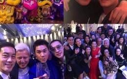Đại ca xã hội đen sinh nhật, cả làng giải trí Hong Kong tới chúc mừng