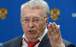Nga chính thức có ứng cử viên tổng thống đầu tiên