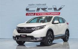 Muốn lấy Honda CR-V chơi Tết khách hàng phải mua đắt hơn trăm triệu