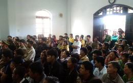 Vụ bắn 3 người chết, 13 bị thương ở Đắk Nông: Người dân gây hỗn loạn khi tòa tuyên án