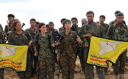 """Phá Nga tại Syria, Mỹ """"dàn trận"""" mới với 30.000 tay súng"""