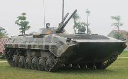Phương án nâng cấp BMP-1 Việt Nam bằng tháp pháo AU-220M