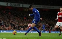 """Quên Lukaku đi, Morata vừa mới đạt đẳng cấp """"phá hoại"""" mới"""