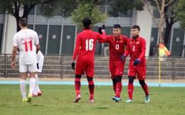 """U23 Việt Nam 1-1 U23 Palestine: Nỗi sợ hãi """"10 phút"""" của HLV Park Hang-seo"""
