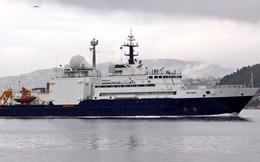 Khám phá tàu do thám mới của Nga khiến NATO phải e dè