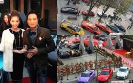 Siêu quyền lực của Nhậm Đạt Hoa: Huy động 200 siêu xe khai trương quán bar, cứu mạng Lưu Đức Hoa