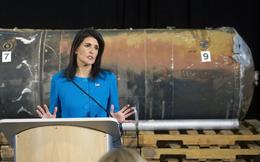 Mỹ tung đòn trừng phạt mới, phát tín hiệu sắp cứng rắn hơn với Iran